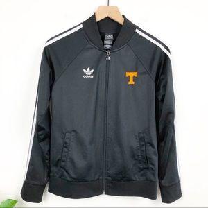 Adidas University of Tennessee Track Jacket sz M